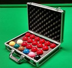 Aluminium Snooker Ball Carry Case